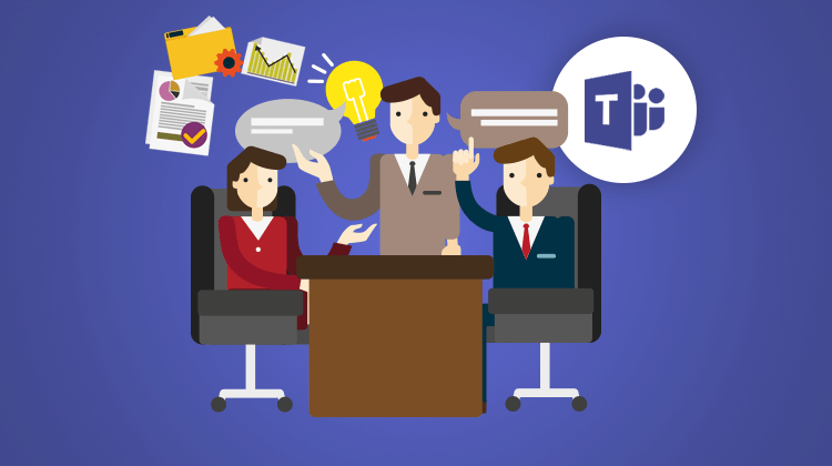 Illustration Microsoft Teams