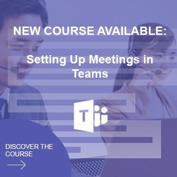 New course available!