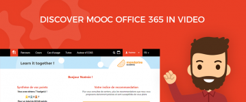 The MOOC Office 365 in 1 minute 30!